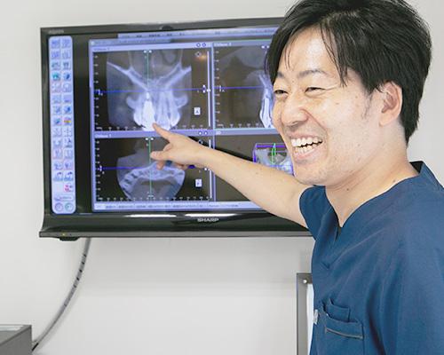 総合的な歯科治療